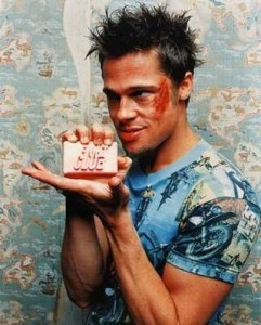 Brad-Pitt---Fight-Club-Photograph-C