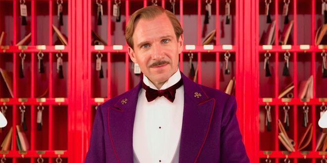 Image result for ralph fiennes the grand budapest hotel images